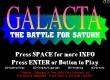 Galacta: The Battle for Saturn