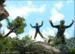 BASE Jumping: Точка отрыва