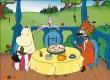 Moomintrolls: The Magic Lamp